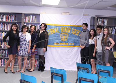 20141120 HHS NHS Inductions