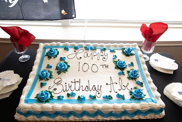 Abe turns 100!
