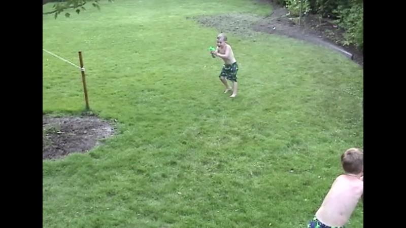 Backyard Water Fights.mp4