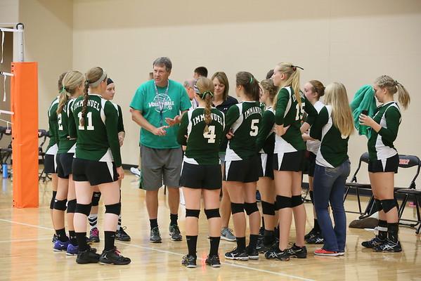 2016 ILHS Volleyball
