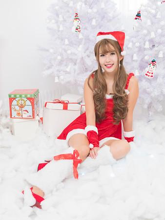 Polly Lam@White Christmas