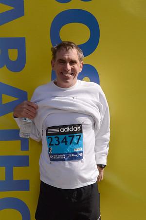 Boston Marathon - April 21, 2014