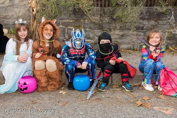 Blairstown Halloween Parade 2018