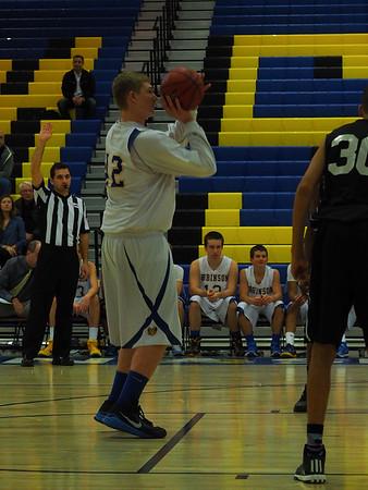 Boys Freshman Basketball v. Herndon