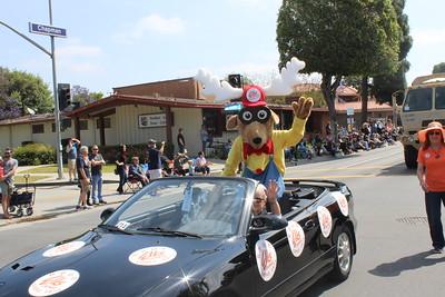 "5/4/19 Elroy T. ""Orange"" Elk at the May Parade"