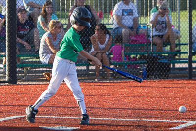Green Machines Baseball