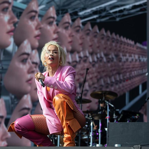 Radio 1 Big Weekend, Stewart Park, Middlesbrough, UK - 26 May 2019