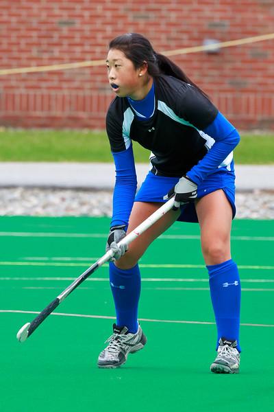 Hamilton Field Hockey vs.Bowdoin Oct 29, 2011