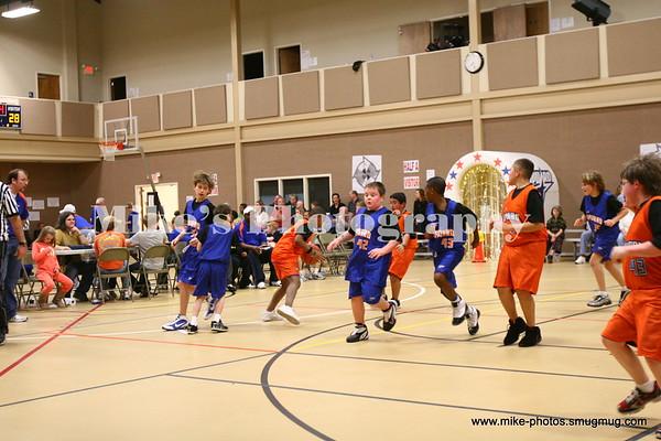Upward Basketball week 4