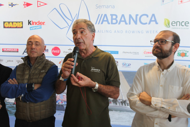 Semana YABANCA Dence - GADIS Kinder +SPORT AILING AND ROWING WEEK VANGUARD 60 lcarcela PARAD RONÁUTICA Core galicia fe (ABANCA