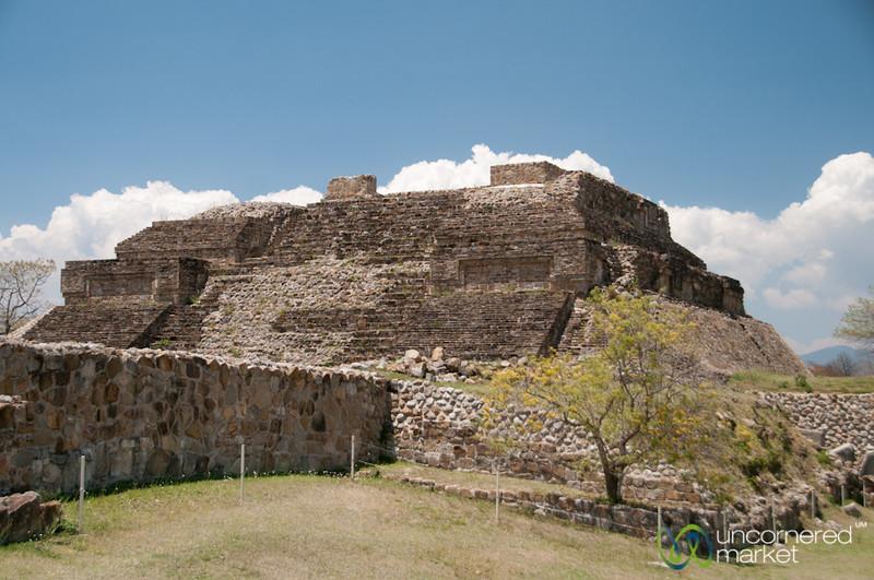 Monte Alban Zapotec Ruins - Oaxaca, Mexico