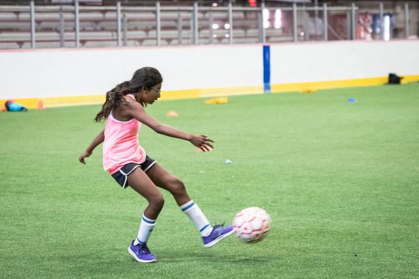 2021 3-5 Soccer Camp
