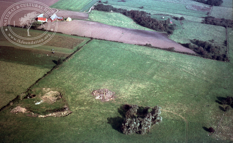 Pangs mound, 1,2km southeast Brunnby Church | EE.1274