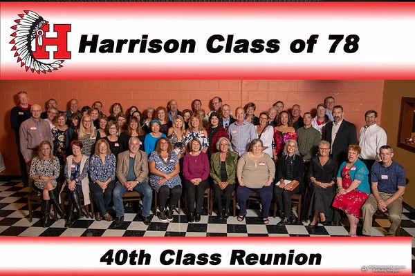 HHS Class of 78's 40th Reunion