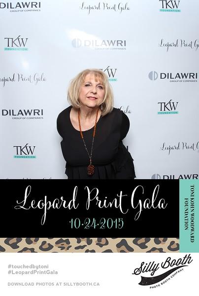 Leopard Print  Gala 2015