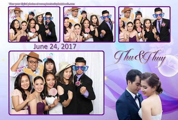 Thu & Thuy Wedding