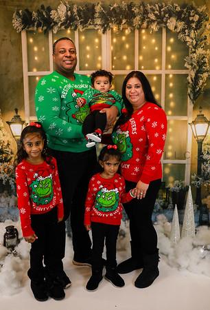 Natrisha & Family