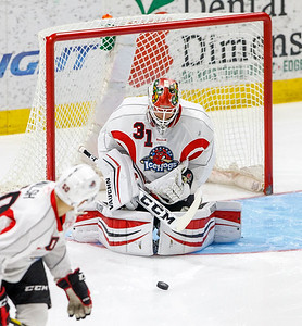 IceHogs vs. Wolves 10-06-16