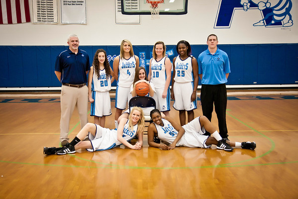 AHS Girls Varsity BB