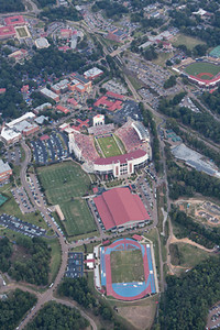 Aerial - Ole Miss - Oxford, MS 9-10-11