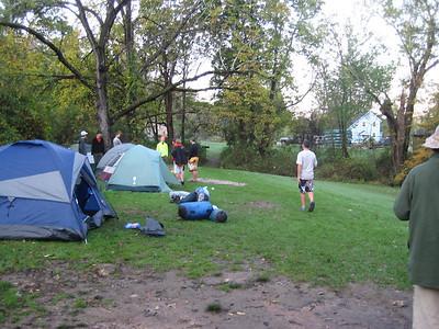 Delaware River Canoe Trip