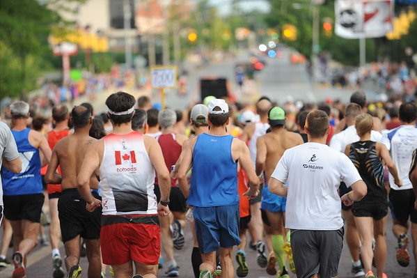 10 Mile Start Gallery 1 - 2015 Crim Festival of Races