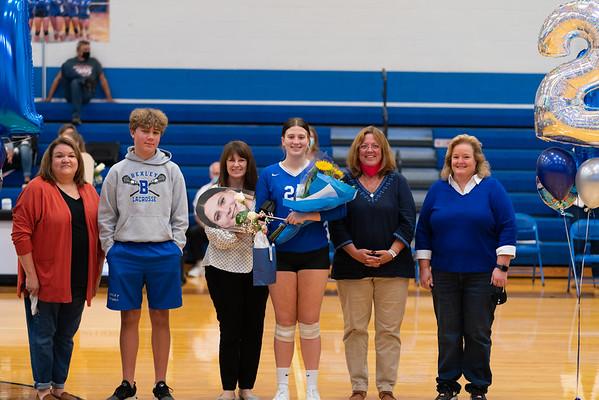 Volleyball vs Liberty Union (Senior Night)