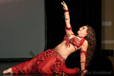Austin Belly Dance Convention 2012 - Friday Show