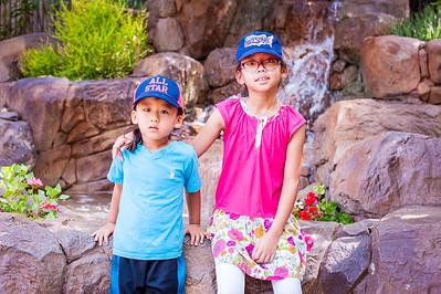 Orange County Zoo:  July 30, 2016