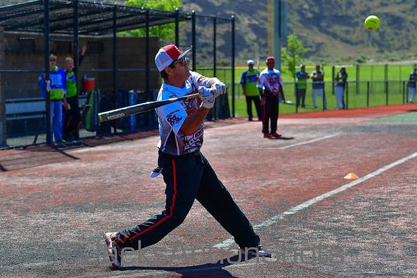 Sommerville vs Elite Softball