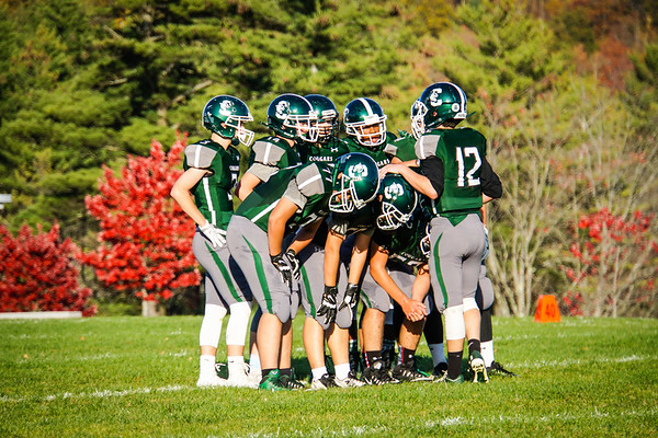 Parents' Weekend: Varsity Football vs. Exeter Academy