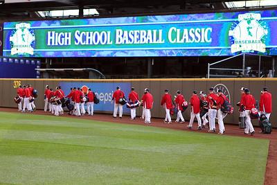04-19-14 WilsonBaseball vs. Highline