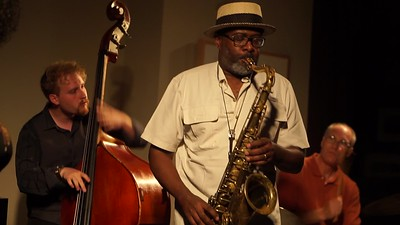 20170518 NJPAC Jazz Jam Clements Place Jazz James Austin Jr