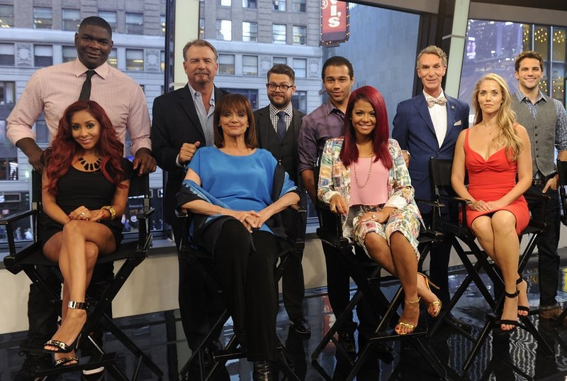 ". <p>4. �DANCING WITH THE STARS� <p>If we�re talking Snooki and the Science Guy, the word �stars� has never been used more loosely. (unranked) <p><b><a href=\'http://www.twincities.com/entertainment/ci_24012711/valerie-harper-among-stars-fighting-dwts-win\' target=""_blank\""> HUH?</a></b> <p>     (AP Photo/ABC, Ida Mae Astute)"
