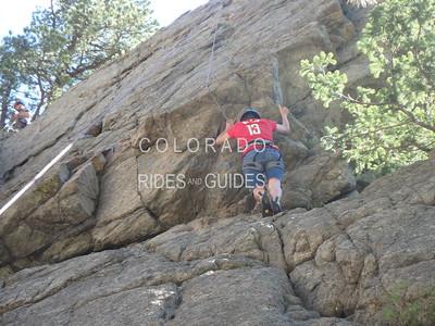 2018 7/14 Kevin Salitel Climbing