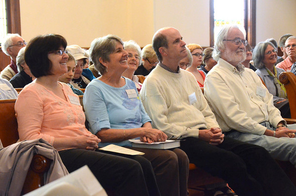 Unitarian Universalist Meeting of South Berkshire's new church-061514