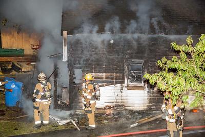 Edgewood Ave. Fire (Shelton, CT) 9/7/17