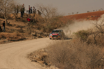 WRC Pros On Stage - Sunday
