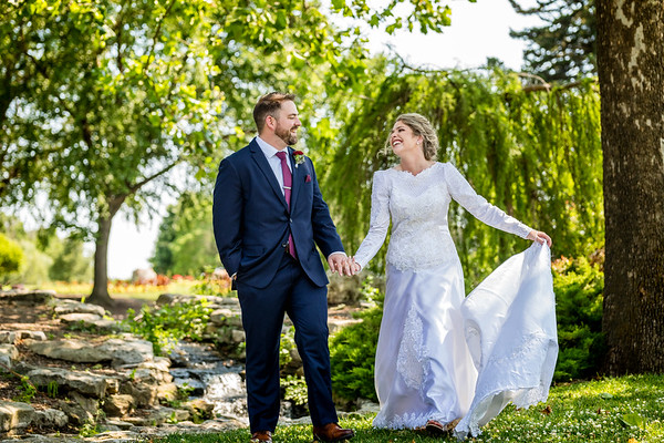 Mr. & Mrs. Isermann