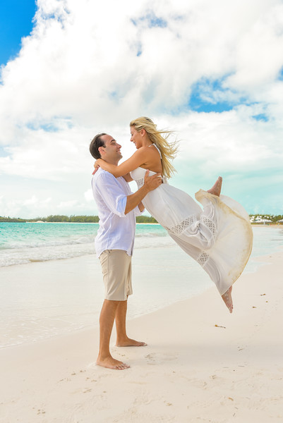 Exuma Beach Weddings