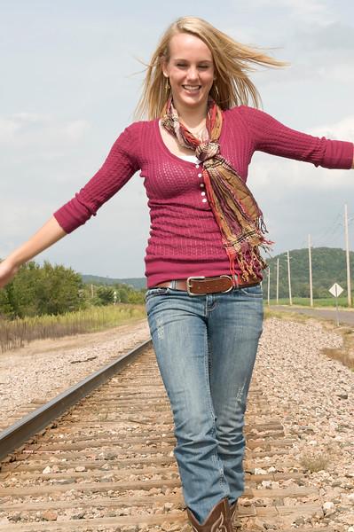 023 Shanna McCoy Senior Shoot - Train Tracks.jpg