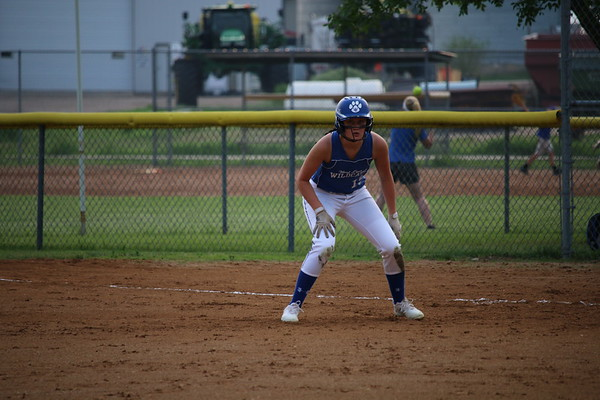 West Lyon softball home game 5-30-19