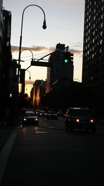 20090712 - Manhattanhenge