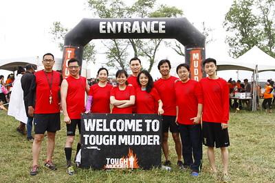 2017-0520 Tough Mudder Half Race