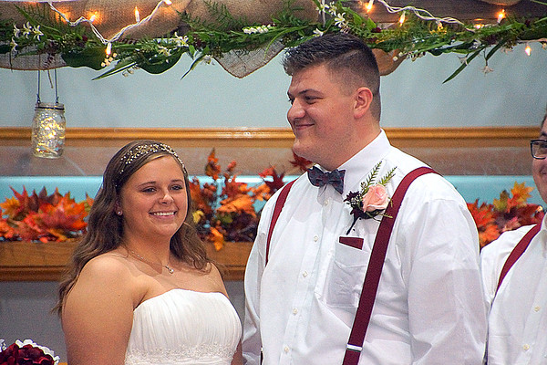 Micheal and Katie's Wedding 10-20-2018
