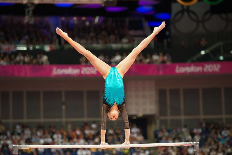 __02.08.2012_London Olympics_Photographer: Christian Valtanen_London_Olympics__02.08.2012_D80_4369_final, gymnastics, women_Photo-ChristianValtanen