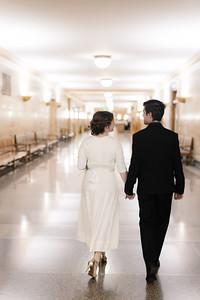 Lauren & Fernando Courthouse