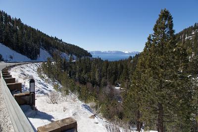 Lake Tahoe, March 2015