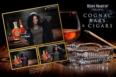 Remy Martin Presents: Cognac, Bars, & Cigars 11-18-18