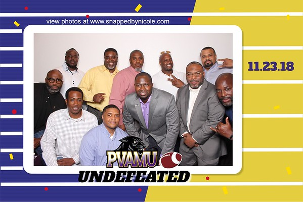 PV Undefeated 11.23.18